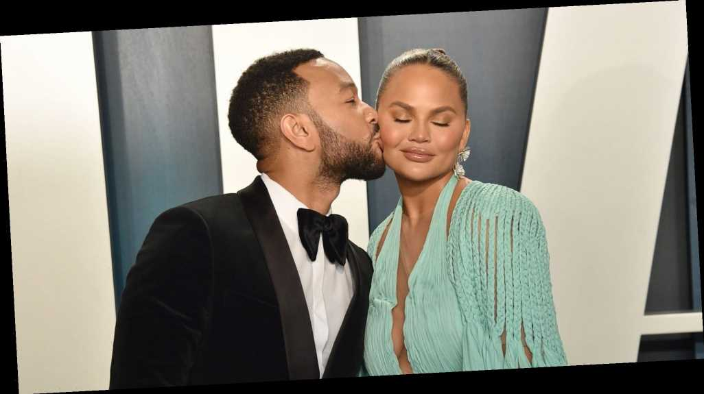 John Legend Wrote an Inspiring Love Note to Chrissy Teigen Following the Couple's Heartbreaking Loss