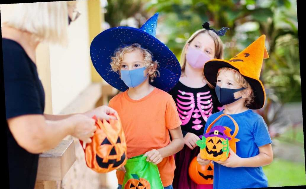 46% of Americans Say They Won't Be Handing Out Candy on Halloween, Survey Shows