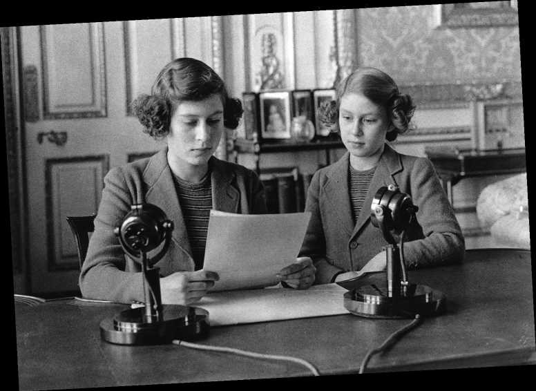 Queen Elizabeth Gave Her First Radio Broadcast at Age 14 — 80 Years Ago Today