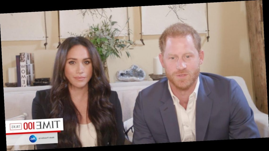Meghan Markle and Prince Harry on 'Really' Checking in on Others Right Now