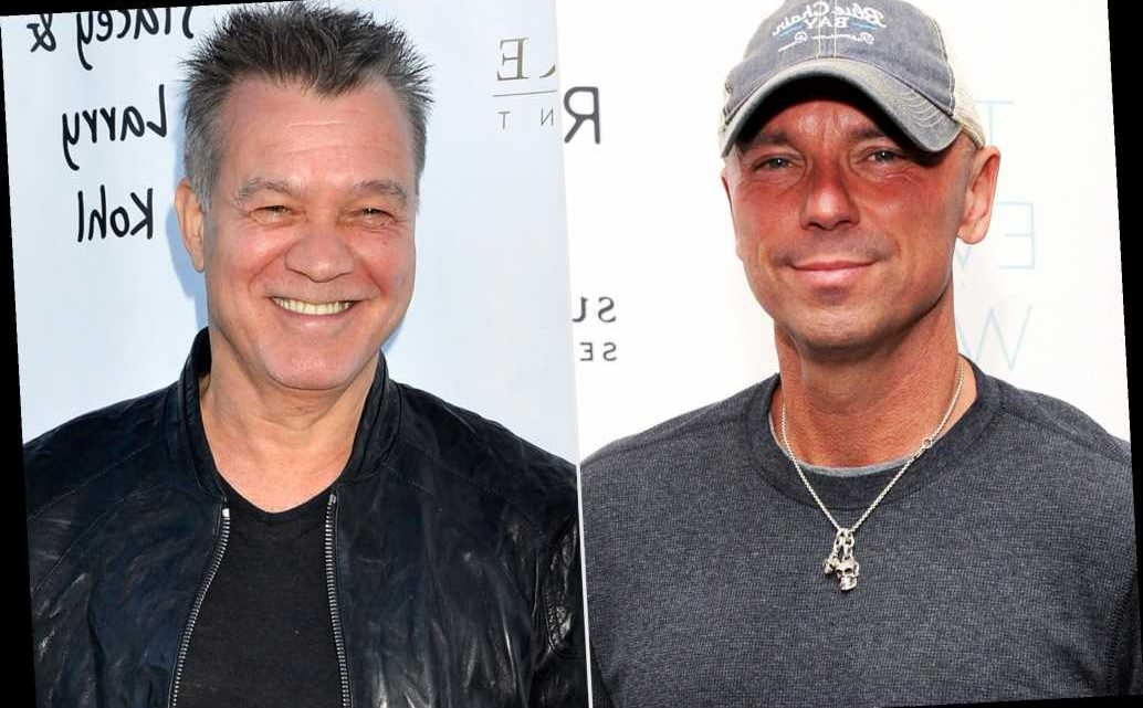 Kenny Chesney Says His Performance with Eddie Van Halen Was 'Every Kid's Rock Music Dream'