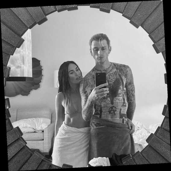 Machine Gun Kelly Says He 'Became a Better Person' After He 'Fell in Love' with Megan Fox