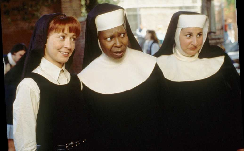 Whoopi Goldberg Missed Filming on Sister Act So the Women Playing the Nuns Were Paid Better