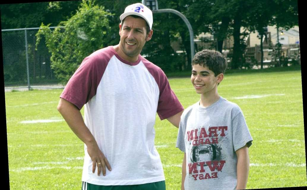 Adam Sandler's Movie Hubie Halloween Includes Tribute to Grown Ups Son Cameron Boyce