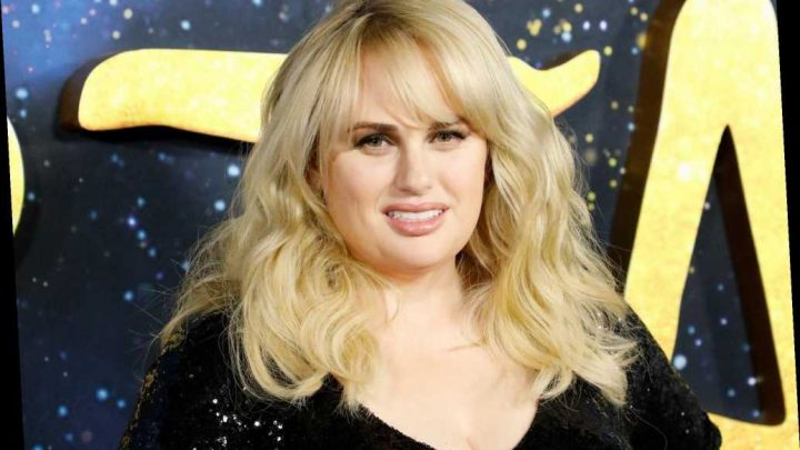 Rebel Wilson Just Wore the High-Waisted Leggings Practically Every Celeb Owns
