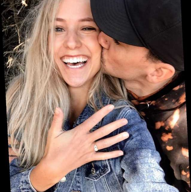 Are You the One? Couple Curtis Hadzicki and Jenni Knapmiller Are Engaged