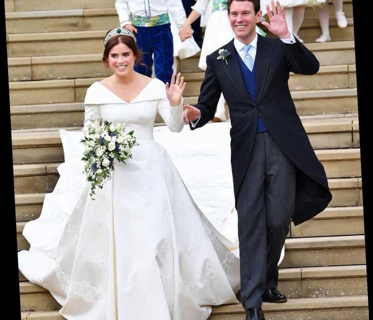 Princess Eugenie's Reception Dress Designer Zac Posen Shares Unseen Photo from Her Wedding Day