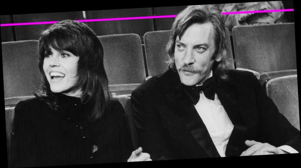 "Donald Sutherland Said Ex-Girlfriend Jane Fonda Had ""the Most Beautiful Breasts in the World"""