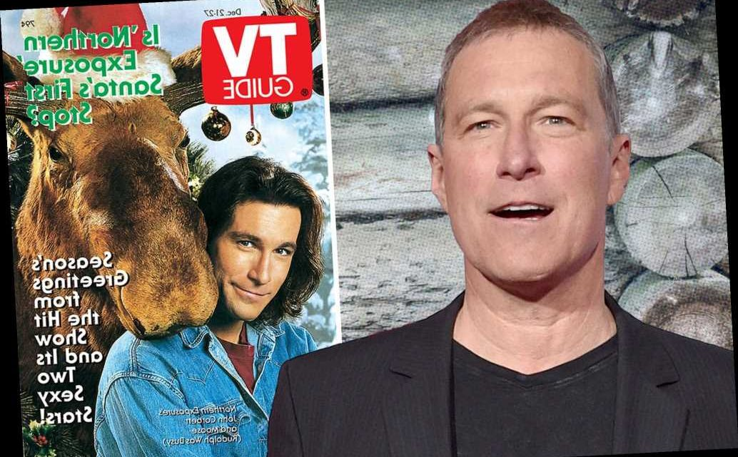 John Corbett stole a $20K moose head from the set of 'Northern Exposure'