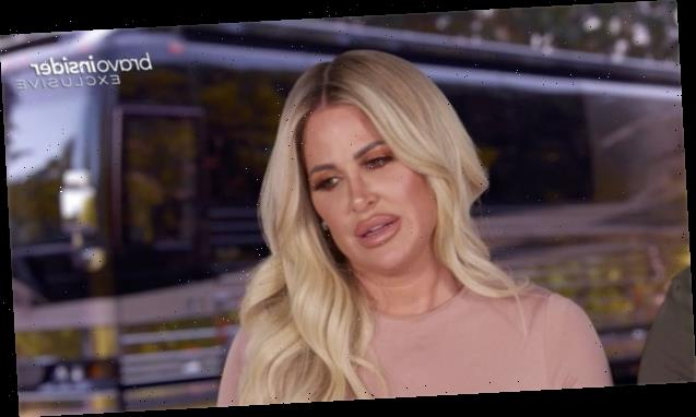 'Don't Be Tardy': Kim Zolciak & The Biermanns Come Face To Face With Ghosts In A Haunted House