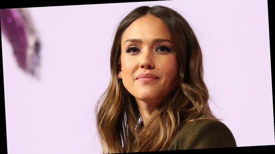 The strange thing Jessica Alba wasn't allowed to do on 90210