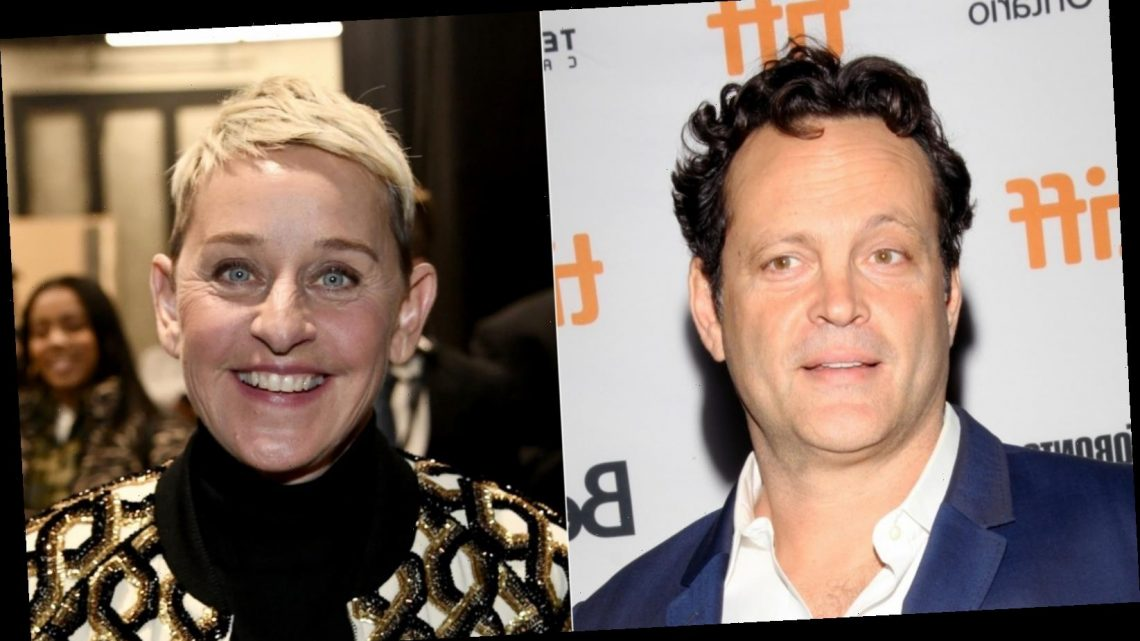The reason Vince Vaughn was once reportedly banned from The Ellen Show