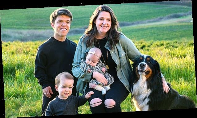 'Little People, Big World's Tori Roloff 'Definitely Want More Kids' & Zach Reacts To His Parents' Drama