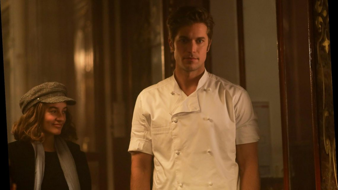 Who is Lucas Bravo, the hot chef from 'Emily In Paris'?