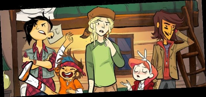 'Lumberjanes' Movie Coming to HBO Max, Will Be Followed By a Full Series