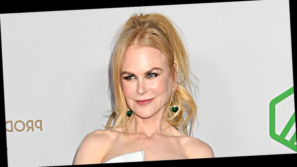 Nicole Kidman Says She Found This Hard at the Beginning of Her Career