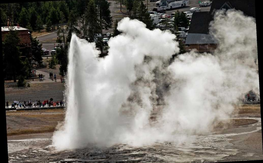 Climate change may cause Old Faithful to stop spewing: study