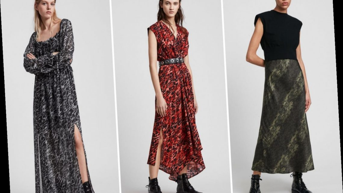 All Saints slashes 50% off clothes in sale – and there's an extra 20% off on top