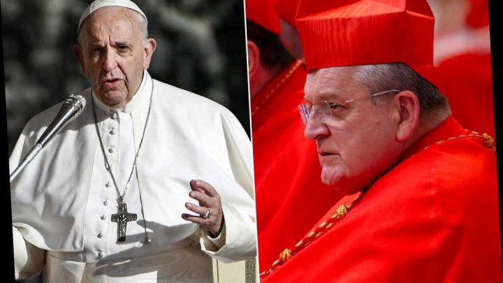 Catholic leaders condemn Pope Francis' endorsement of same-sex unions
