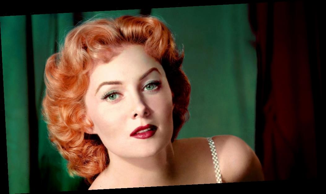 Rhonda Fleming, 'Queen of Technicolor' Who Appeared in 'Spellbound,' Dies at 97