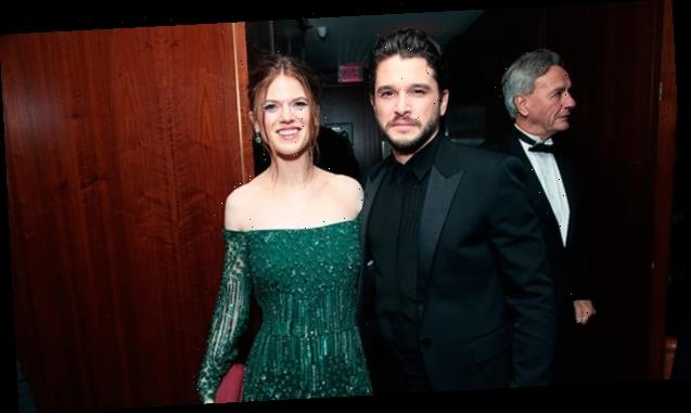 Rose Leslie Gushes Over How 'Thrilled' She Is To Be Expecting Baby With Kit Harington In Rare Interview