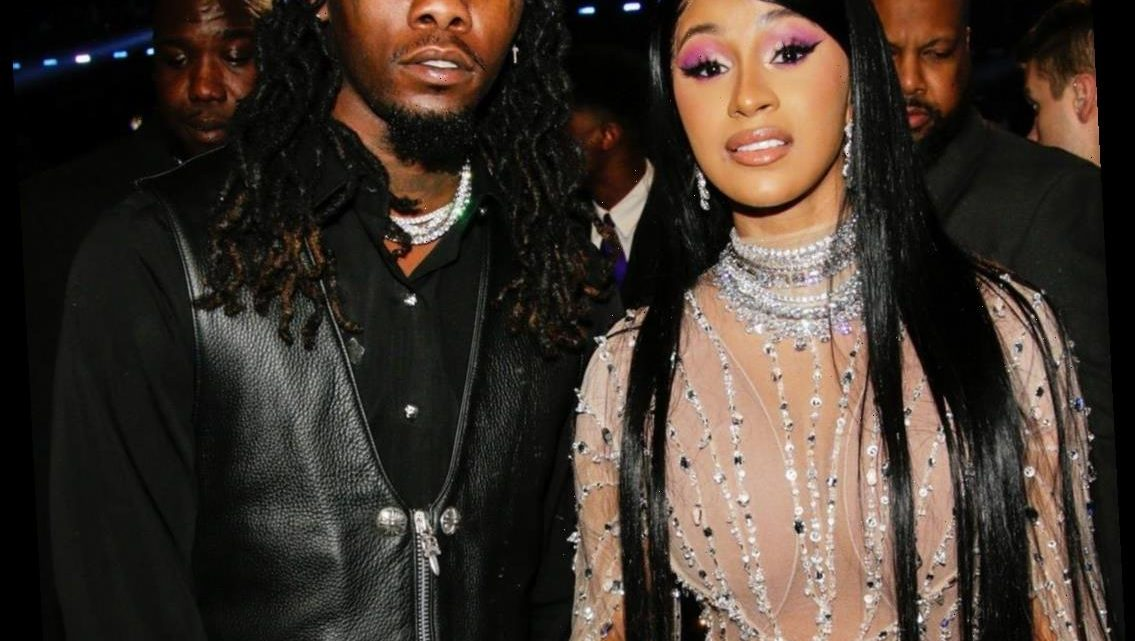 Offset Continues to Fuel Cardi B Reconciliation Rumors With Birthday Message