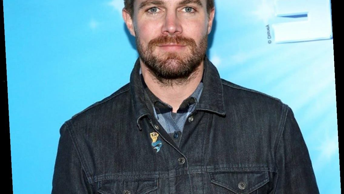 Stephen Amell Reveals He Tested Positive for COVID-19 in First Podcast Interview Since Panic Attack