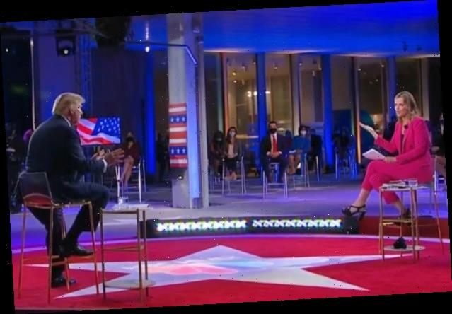 Savannah Guthrie's Trump Town Hall Performance Gets Rave Reviews From Journalists