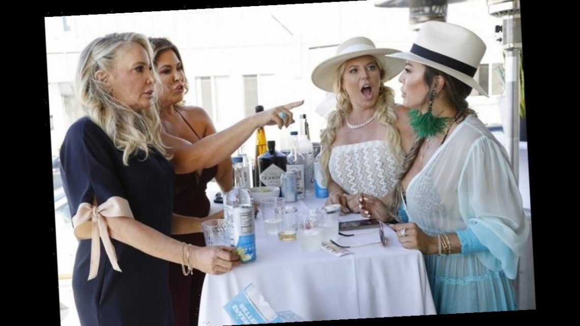 Shannon Beador on filming RHOC Season 15: 'I have issues with every single cast member'