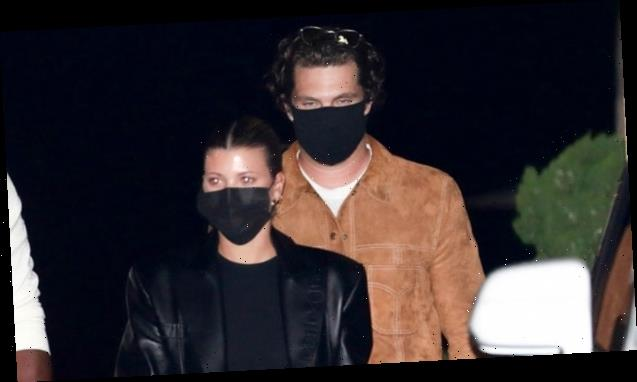 Sofia Richie Has Dinner Date With Mystery Man After Scott Disick's Reunion With Megan Blake Irwin