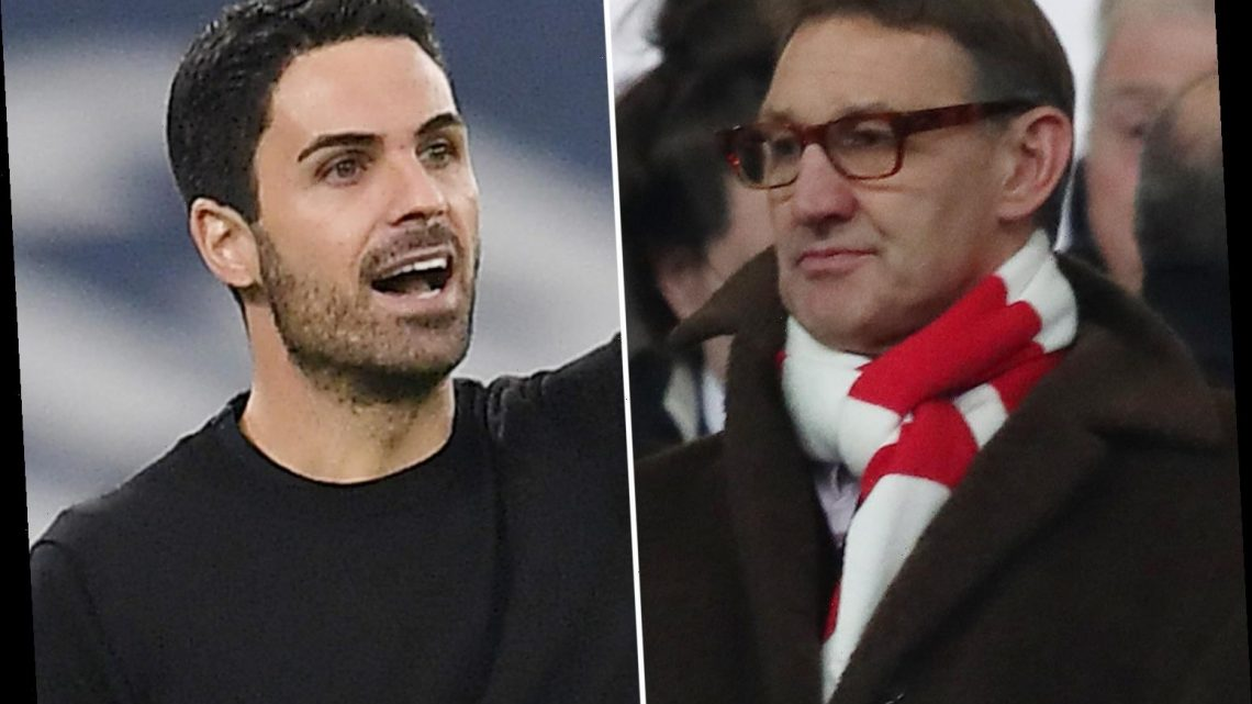 Arsenal legend Adams slams Arteta's tactics and urges back-four switch as current formation 'doesn't win league titles'
