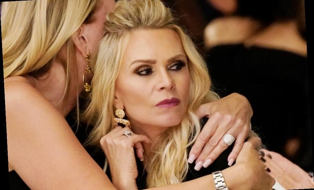 'RHOC': Tamra Judge Wants 'Racist' Fired Before Considering Return