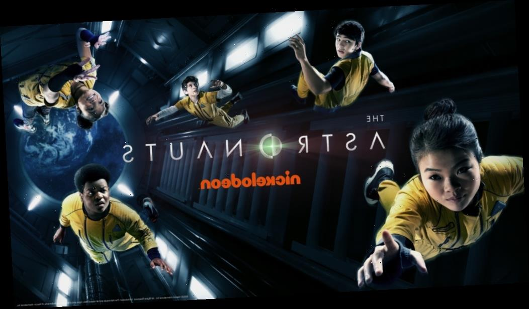Nickelodeon Announces 'The Astronauts' Premiere Date (TV News Roundup)