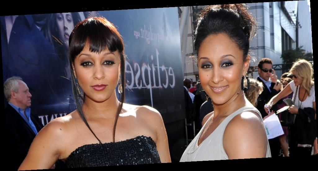 Tamera Mowry Hasn't Seen Twin Sister Tia Since The Start of the Pandemic