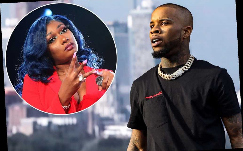 Tory Lanez speaks out on charges in Megan Thee Stallion shooting