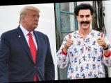 Trump trashes Sacha Baron Cohen as unfunny 'creep,' says he tried to scam him