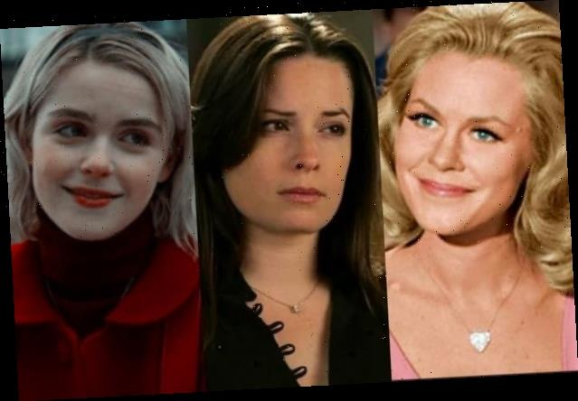29 Most Enchanting TV Witches, From Samantha Stephens to Sabrina Spellman (Photos)