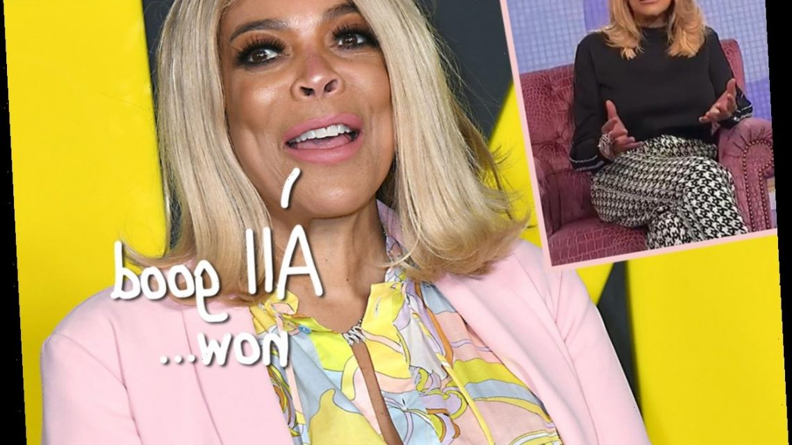 Wendy Williams Breaks Silence On Friday's WORRYING On-Air Behavior!