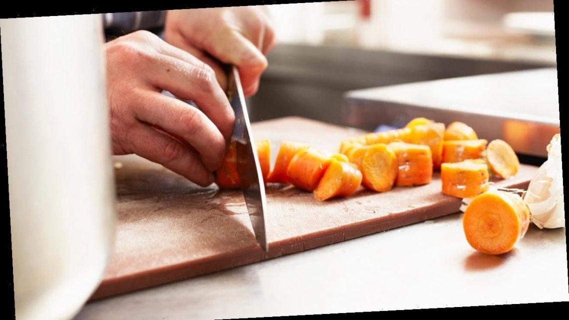 TikTok user's carrot-chopping antics stun Internet: 'I think he's my soulmate'