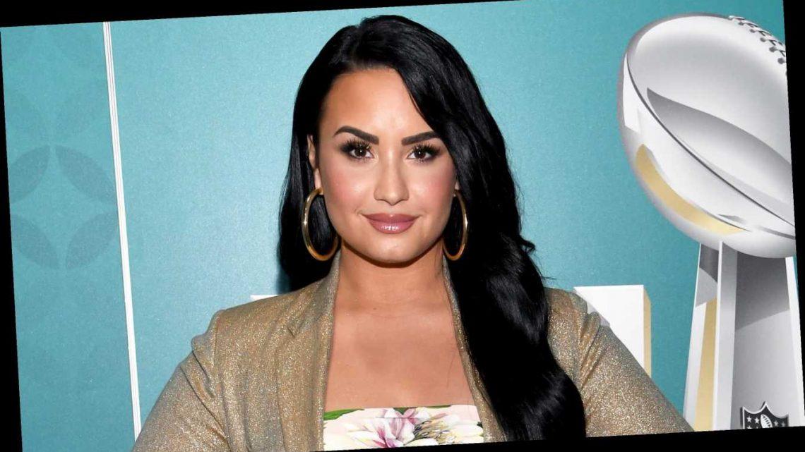 Demi Lovato's Billboard Music Awards performance 'vote' message seemingly censored by NBC