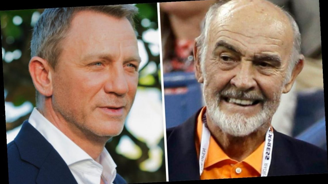 James Bond actor Daniel Craig reacts to Sean Connery's death: 'He defined an era'