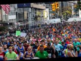 'I felt the emotion of an event': Virtual New York City Marathon has been far from normal