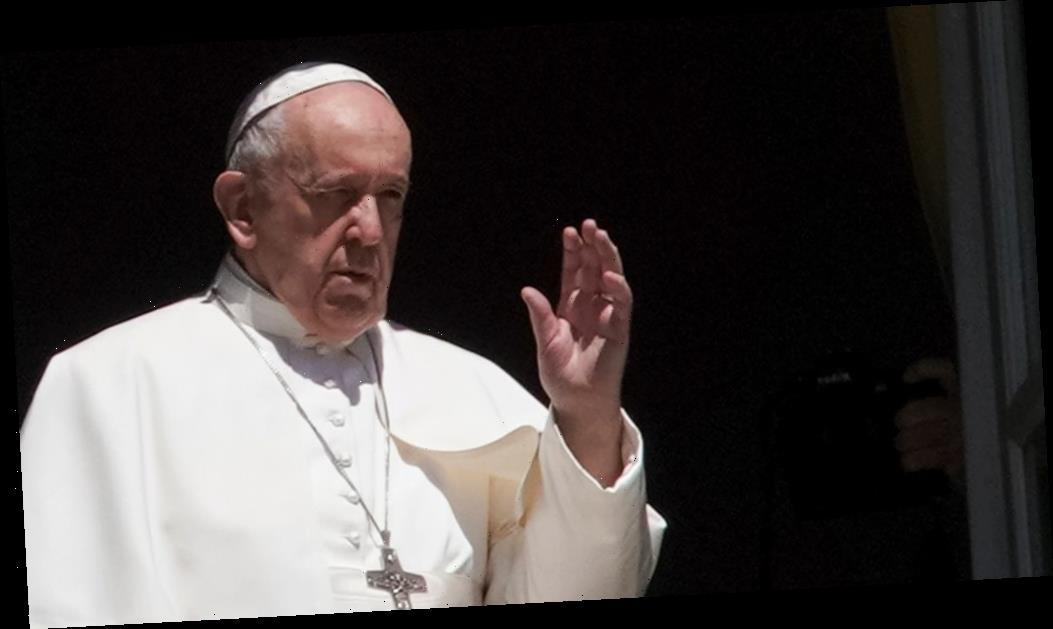 Pope Francis calls on Catholics to pray the rosary amid pandemic, other 'looming threats'