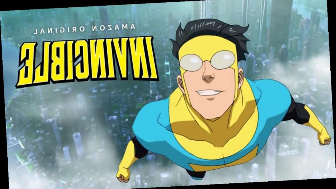 Robert Kirkman's Invincible Gets First Trailer For Amazon