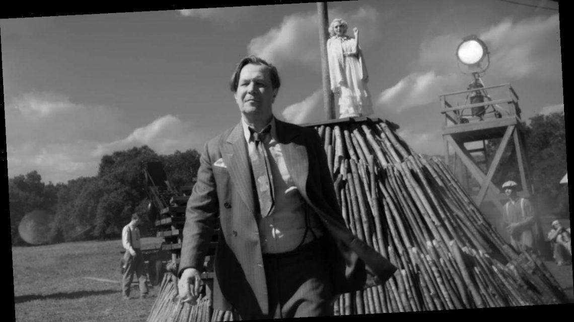 Netflix's Citizen Kane Biopic Mank Gets New Trailer
