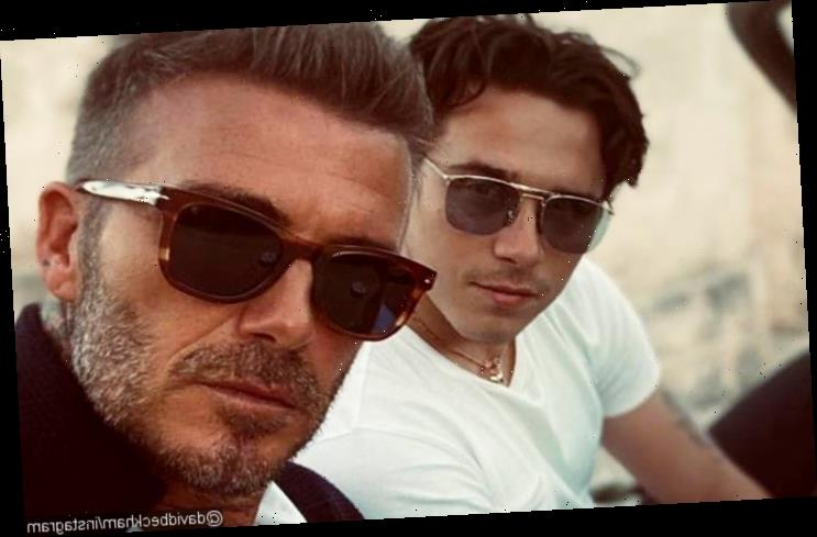 Brooklyn Beckham Wants Dad David to MC His Double Wedding in Summer