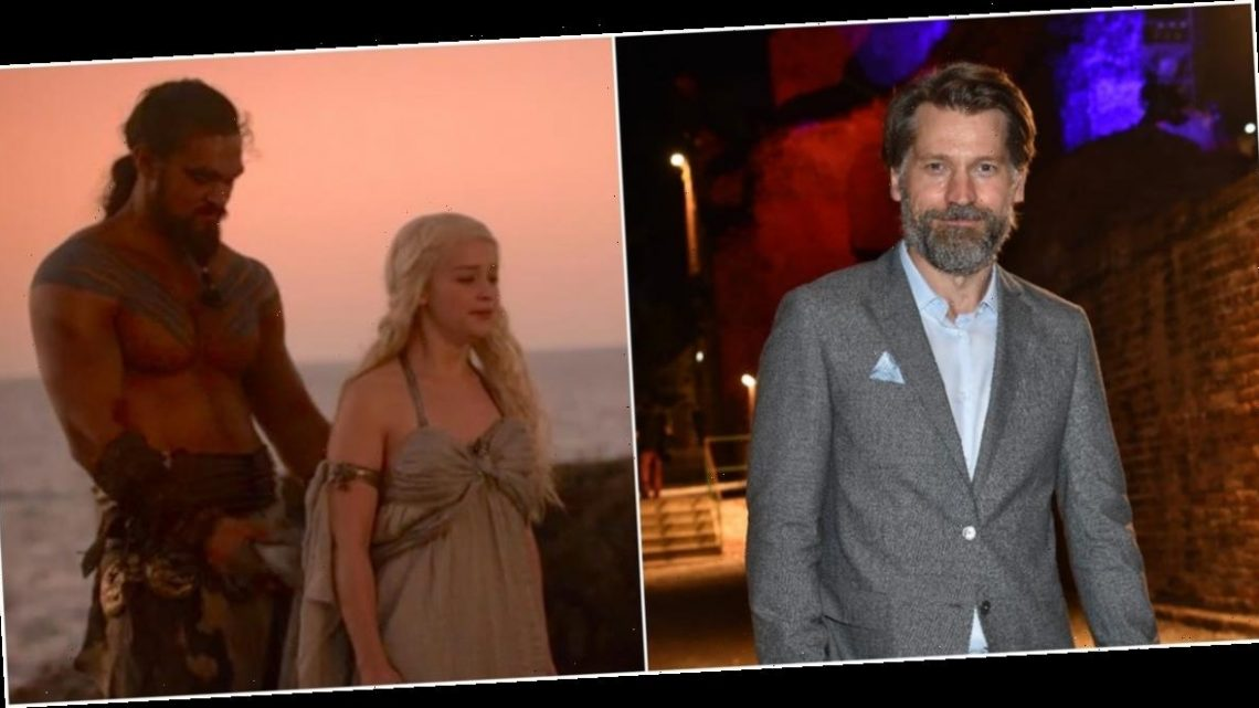 Nikolaj Coster-Waldau says Emilia Clarke's sex scene in 'Game of Thrones' season 1 was 'degrading' to play