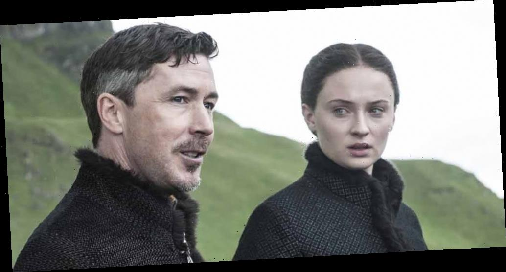 George R.R. Martin says Littlefinger 'would never have turned Sansa over to Ramsay' if he had his way