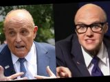 'SNL' star Kate McKinnon pokes fun at Rudy Giuliani for saying he was just 'tucking in' his shirt on 'Borat 2'