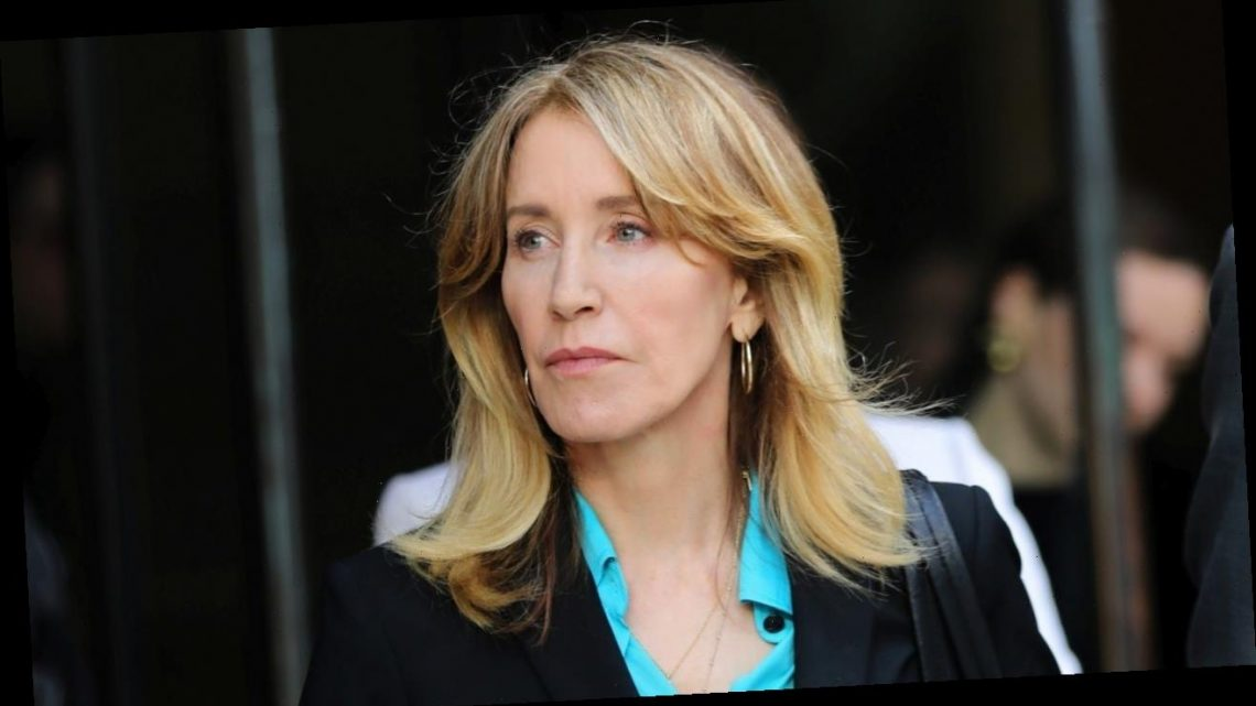 Felicity Huffman Completes Full Sentence for Role in Admissions Scam